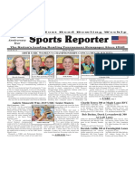 July 10 - 16, 2019  Sports Reporter