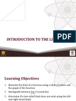 (1) Introduction to the Limit.pptx
