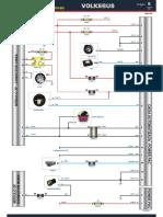 Diagrama VOLKSBUS Caixa Automatizada ZF6AS1010B0-A3