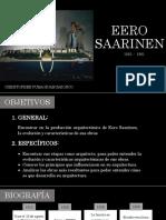 Exposicion Eero Saarinen