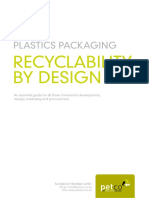 PETCO Design 4 Recycling Guide