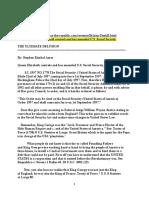 Queen Elizabeth controls and has amended U.S. Social Security_07-22-1997_071018.doc