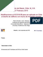 Presentación Patricio Bonelli Nov3-10
