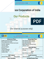 PPT_All Lic Plans Hsc