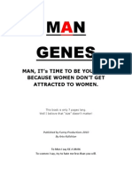 Man Genes First Impression Document