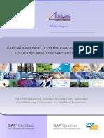 Beas White Paper for Regulated Industries V16.1