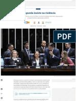 2017_JUL. a Esquerda Insiste Na Violência Editoriais Gazeta Do Povo