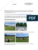 Watertown City Manager's Status and Info Report July 5, 2019