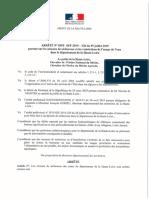 La préfecture de Haute-Loire prend des mesures de restriction de l'usage de l'eau