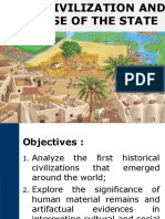 EARLY CIVILIZATION AND THE RISE OF THE STATE.ppt