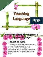 Teaching LANGUAGE .pptx