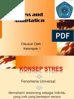 Stress and Adaptation