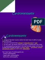 cardiomyopathies Main