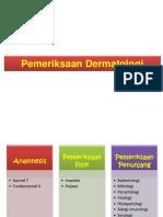 pemeriksaan dermatologi