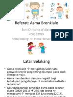 Referat Asma Bronkiale Dr. Indra, SpA