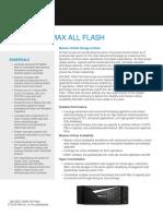 h14891 Vmax All Flash Data Sheet