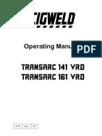 Cigweld Operating Manual Transarc 141VRD 161VRD.pdf