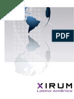 Folleto Marzo 2018 Xirum Latino América