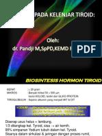 Endokrinologi-Tyroid Dan Adrenal