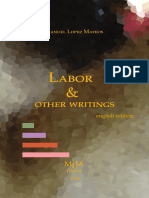 Labor & other writings
