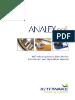 Manual Analex