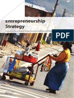 Entrepreneurship Strategy