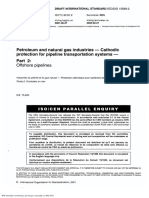 ISO 15589-2 CP Pipeline Transportation