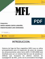 técnica de ensayos no destructivos M.F.L