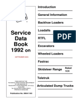 JCB Service Data Book 1992 on.pdf