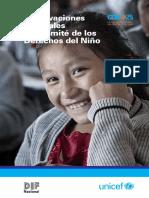 UNICEF ObservacionesGeneralesDelComiteDeLosDerechosDelNino WEB