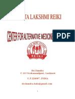 Ashta Lakshmi Reiki