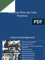 3. Etika Penelitian Klinis (DR Rizka Andalucia)