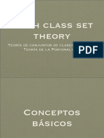 Analisis Postonal Clases 1 y 2