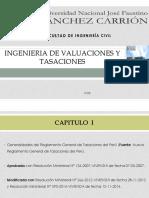 Ingenieria de Valuaciones y Tasaciones - 1º Clase