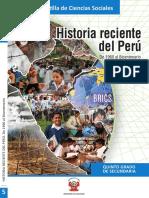 CCSS5-Cartilla Historia reciente del Perú.pdf