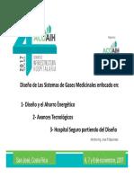 Conferencia Gases Medicinales Ahorro Energetico - Ing Jose Sepulveda - Congreso Costa Rica 2017-C