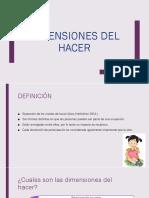 DIMENSIONES DEL HACER.pptx