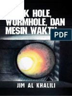 Black Hole Wormhole Dan Mesin Waktu