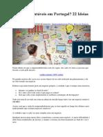 Negócios Rentáveis em Portugal.docx