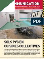 COM Sols PVC Cuisines Collectives