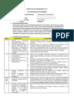 PROYECTO DE APRENDIZAJE Nº 5 julio primera semana.docx