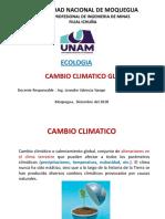 Cambio Climatico Global