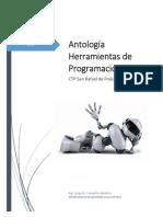 Antología Herramientas Programación