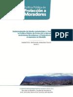 Diagnostico Problematica Publica Moradores Medellin 2017 Febrero