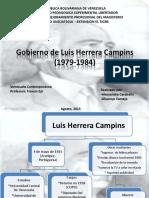 Exposicion de Luis Herrera Campins