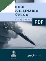 CODIGO ÚNICO DISCIPLINARIO - LEY 734 DE 2002.pdf