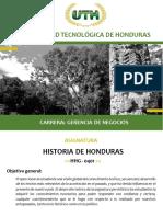 Modulo v Historia de Honduras