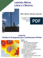 Unidad III-PI - Modelos de Radiopropagacion