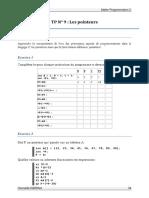 Tp 9 Les Pointeurs