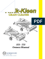 372-772 - Kwik Kleen Owners Manual
